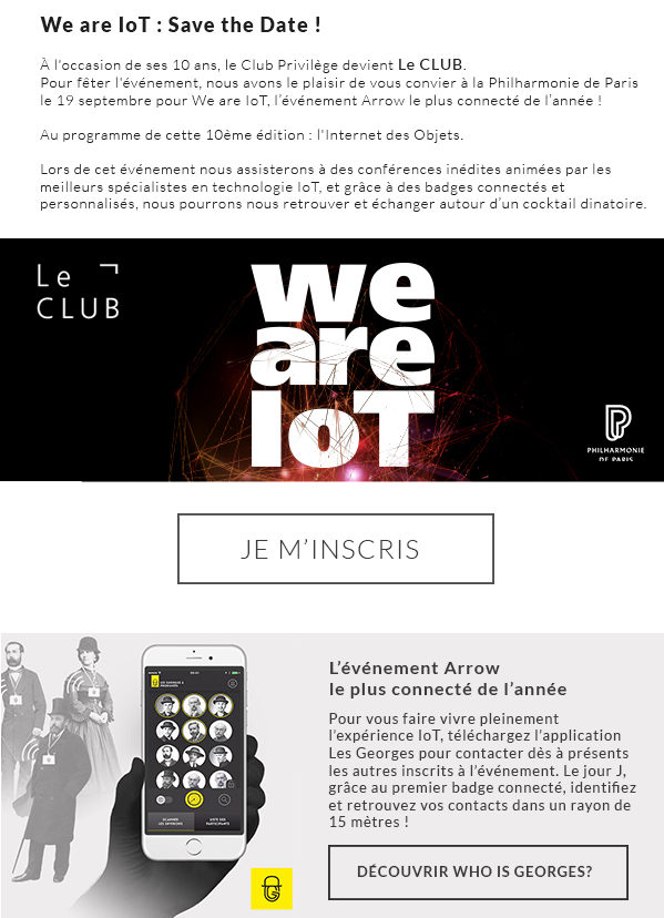 We are IoT